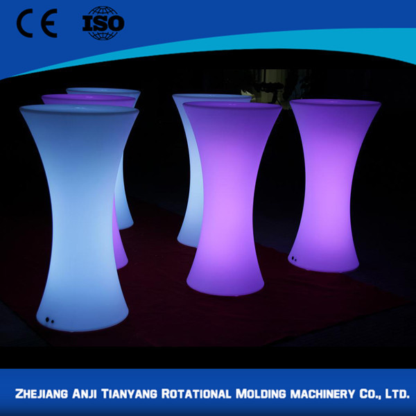 New style rechargeable parts electric light fixtures ktv