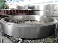 Foundry tyre for rotary kiln used in construction machinery