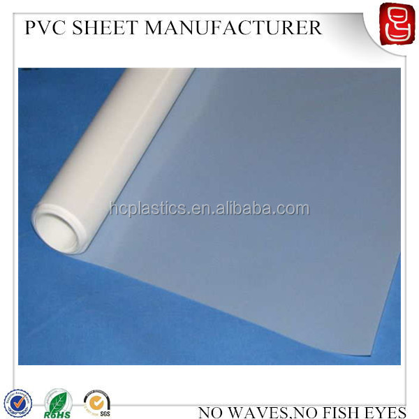 pvc lampshade raw material 0.3-0.5mm