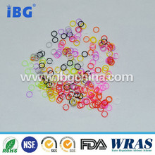 Customise different size silicone o ring/gasket/washer/oil seal/FDA o ring