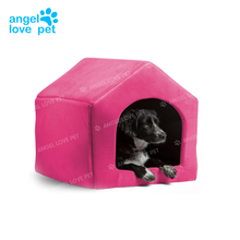 Waterproof and Skid-Free Base Pet House for Cat Dog Bed