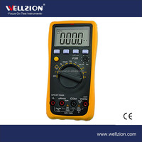 VC88,precision digital multimeter, 4000 display with logic function