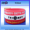 2016 cheapest price and highest quality custom silicone bracelet made in Wuxi