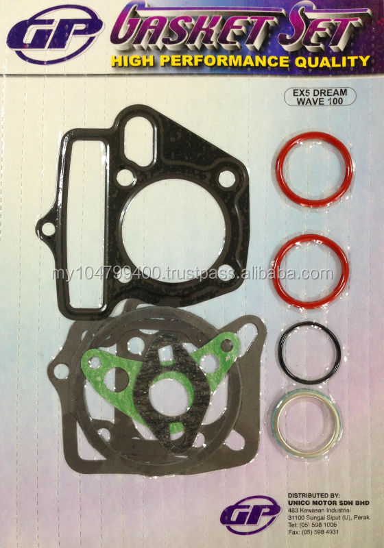 FULL and HALF Gasket Set for Motorcycle