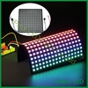 256pcs 5050rgb ws2812b flexible pixel led panel display
