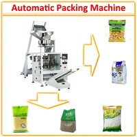 Automatic Rice Packaging Machine Plastic Roll Film