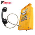 KNTECH KNSP-16 Industrial Waterproof Telephone Keypad Emergency Telephone with LCD Display
