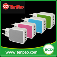 5V 4.8A 4 Port USB Charger