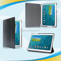 ultra thin strong magnetic smart leather case for samsung galaxy tab s 10.5