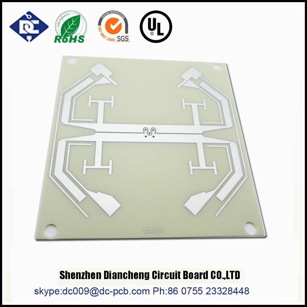 shenzhen ceramic pcb prototype/circuit board design
