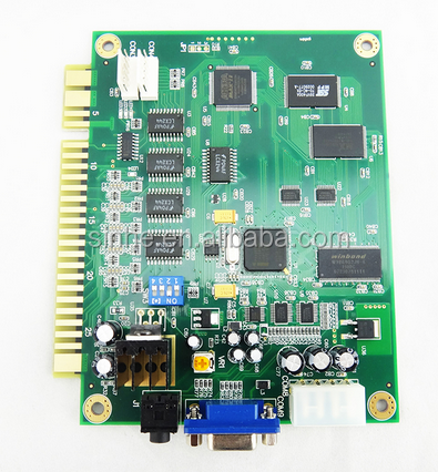 casino slot Jamma 60 in 1 Classical Game PCB for Cocktail Arcade Machine or Up Right arcade game machine