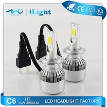 Wholesale Price auto and moto accessories led headlight bulbs for toyota car
