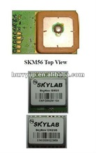 GPS module SKM56 with embedded antenna