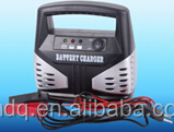 24V portable multi-function rechargeable battery charger for car