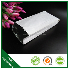 Wholesale Eco-friendly kraft food paper bag for bread/candy/fruits