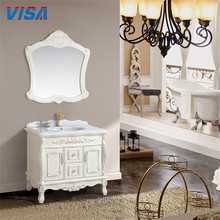 Wholesale used pvc bathroom vanity cabinets