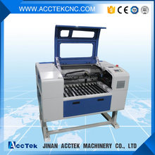 Small easily operated mini paper laser cutting machine price 6040/6090/1390 optional