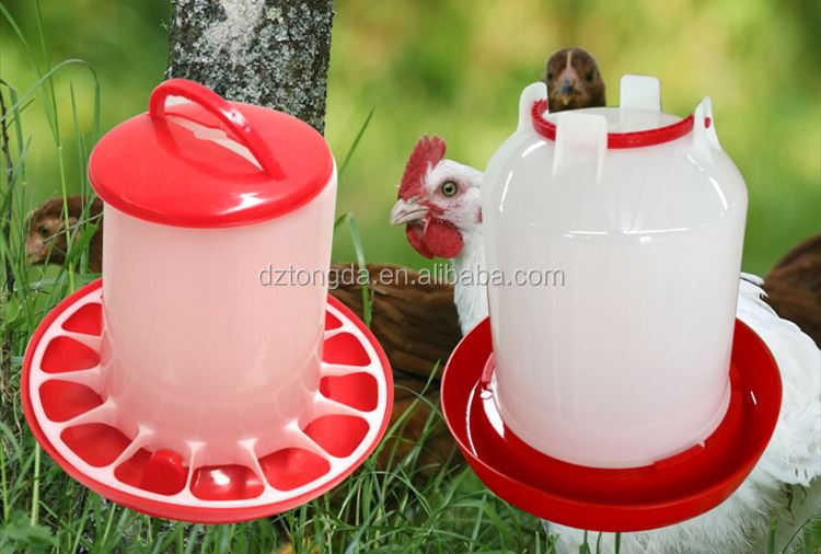 The new original raw material Poultry plastic feeder used for poultry equipment