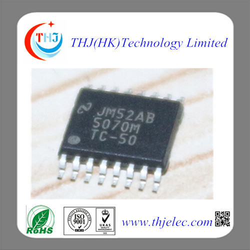 Integrated Power Over Ethernet PD Interface and PWM Controller LM5070MTC-50