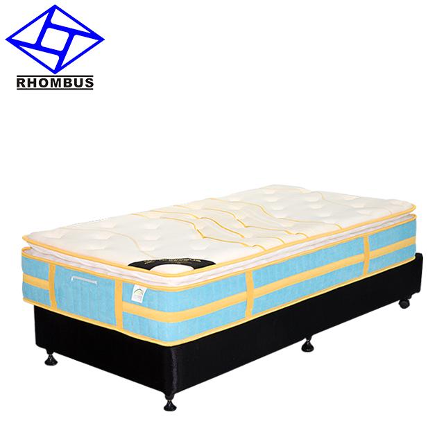 Compressed Hybrid Pocket Spring Bed Memory Foam Mattress Jt25 - Jozy Mattress | Jozy.net