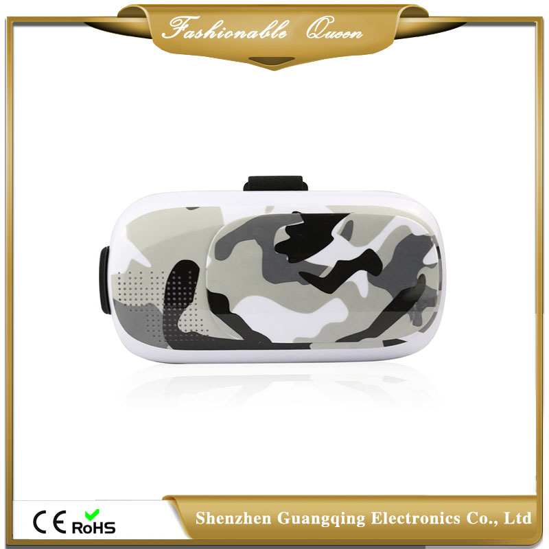 2017 vr box 3d shenzhen manufacturer hs free video 3d glasses for sony