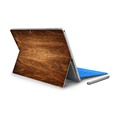 new products 2016 laptop skin wood vynil stickers for surface pro 4 backside with waterproof