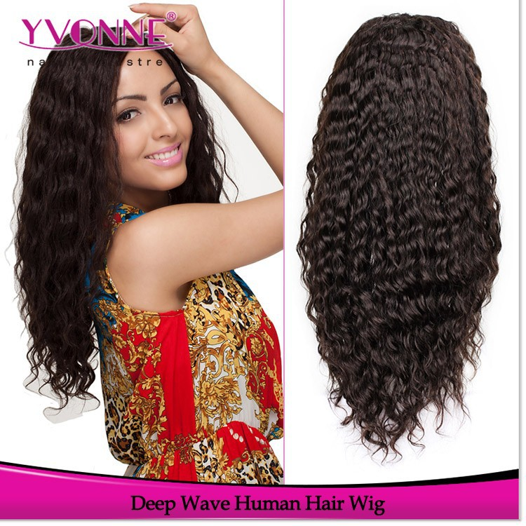 Deep Wave Wigs Human Hair 61