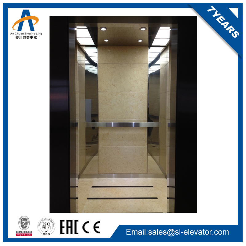 cheap price small shaft construction passenger elevator construction lift