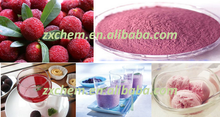 Red Bayberry Fruit Juice Powder for Dairy Product