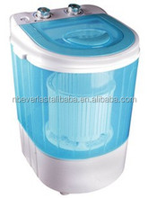 2015 Hot Sales 4kg Mini Baby Clothes Single Tub Washing Machine with Dryer