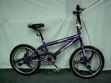"Freestyles exercises BMX steel sport 20"" bike"