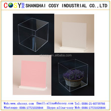 Factory Provide 3mm Clear Transparent Perspex Cast Plastic Acrylic Sheet Price