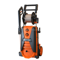 2000W Portable High Pressure Car Washer with hose
