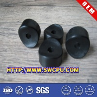 Custom Nylon Plastic Saddle Washer Shaped