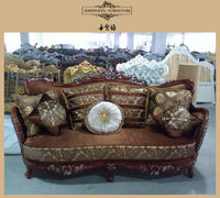high end sectional fabric sofa 804#