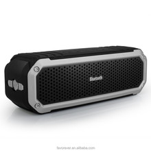 IPX5 waterproof bluetooth speaker for outdoor sports with portable hook