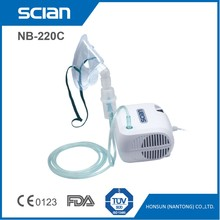 SCIAN Cost Effective Cheap Nebulizer Machine Price NB-220C Piston Nebulizer Prices