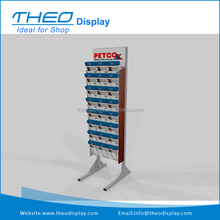 Free Standing Brochure Display Holder for Pet Stores