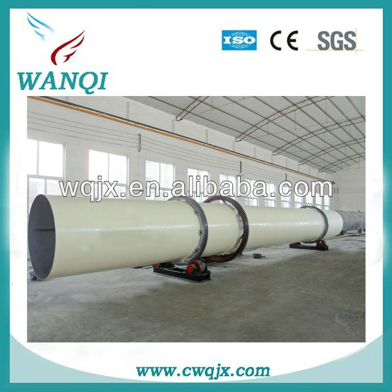 Long working life coal drying equipment with boiler plate raw material