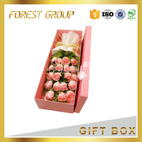 HIGH QUALITY CARDBOARD BOX WITH HIGH QUALITY FOR FLOWERS