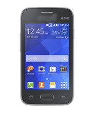 DUAL SIM CARD for samsung galaxy young 2 G130 with big screen size
