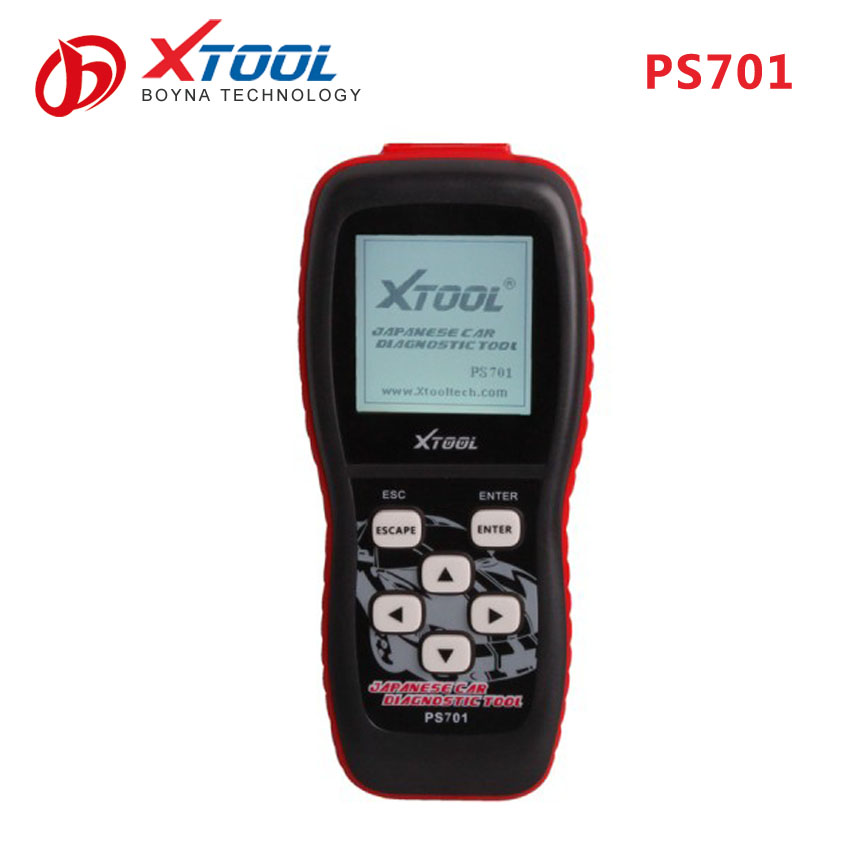 100% original Update online freely Xtool ps701 JP diagnostic tool proffesional obd2 scanner tool for JP cars