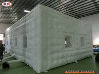 Hot export Inflatable tent , inflatable event / party tent , cubic tent inflatable building