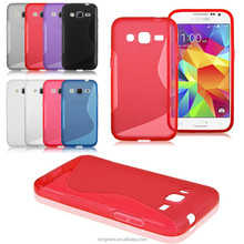 For Samsung Galaxy Core Prime G360 G3606 Ultra Slim Soft TPU Case Mobile Phone Cover