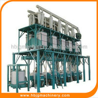 small type wheat flour milling machinery, corn milling machine,maize flour making machine