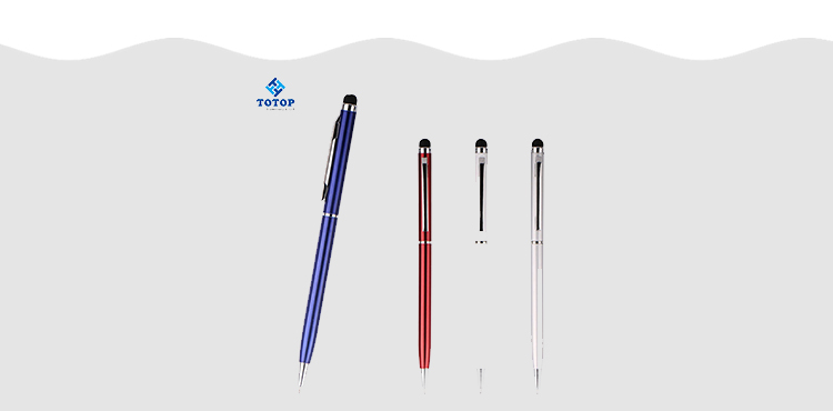 German ink refill stylus pen mobile phone touch pen