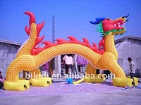 arch inflatable dragon K4007