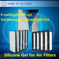 Low Viscosity Silicone Gel for Air Filters