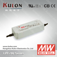90w 20v MeanWell LPF series Ul AC/DC ip67 rated LED driver