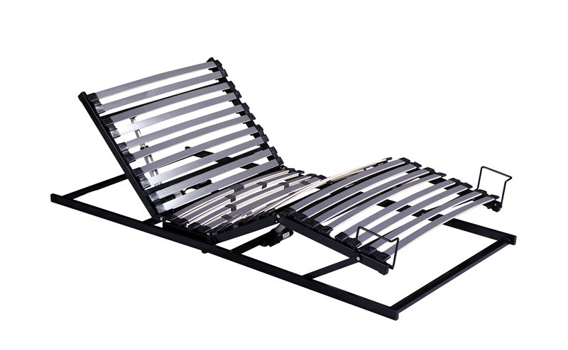 New Arrival Single 1/2 Foldable Electric Adjustable Bed Mechanism